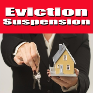EVICTION-SUSPENSION